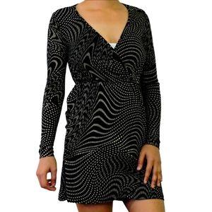 UK2LA  full sleeve fit&flare dress Small
